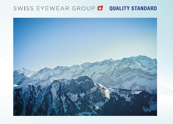 SWISS EYEWEAR GROUP Quality Standard